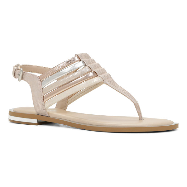 ALDO Loveday - Get strappy with these cool-looking T-strap sandals which...