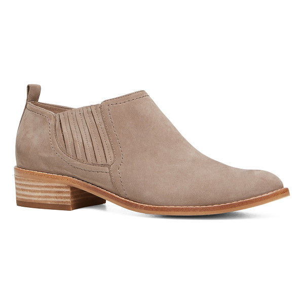 "ALDO Luzzena - Part ankle boot, part shoe, this ""shootie"" delivers boho"