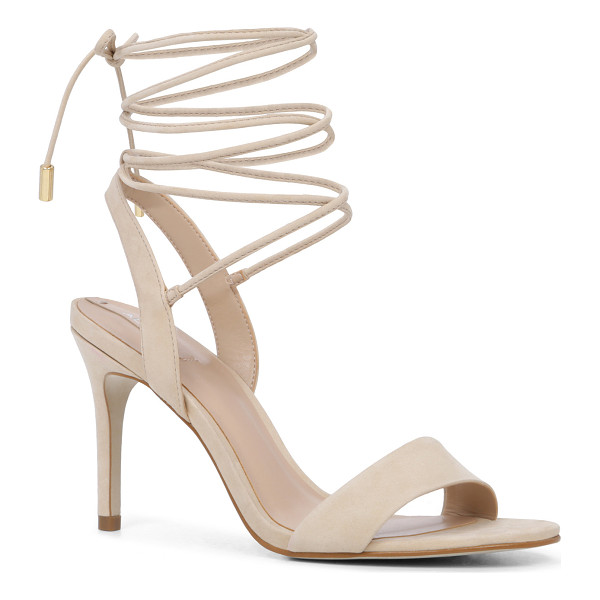 ALDO Marilyn - A sexy night-out sandal with ties that wrap at the ankle or...