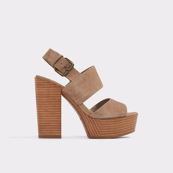 ALDO Maximoa - A '70s-inspired mainstay, the chunky (and sometimes funky)...