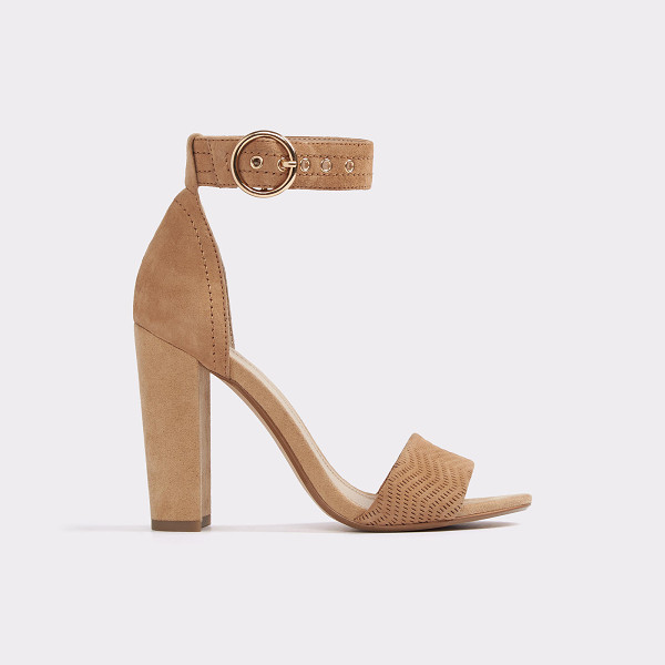 ALDO Minulio - Play it coy in these cool open-toe sandals, featuring...