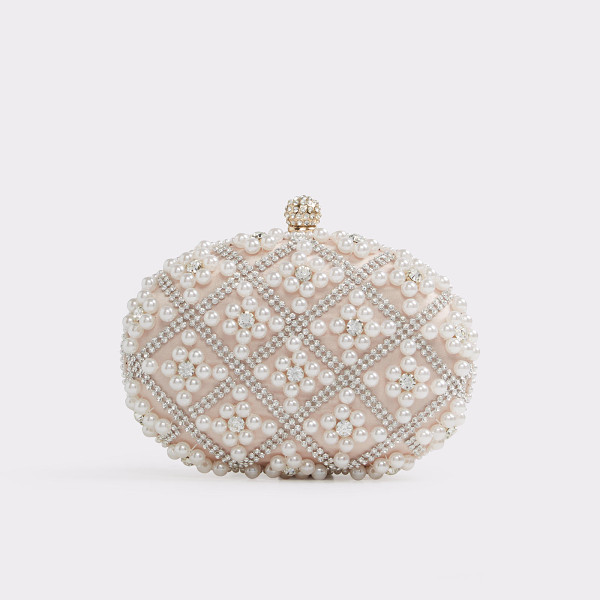 ALDO Mulluca - An ornate minaudière with princess-worthy appeal is all