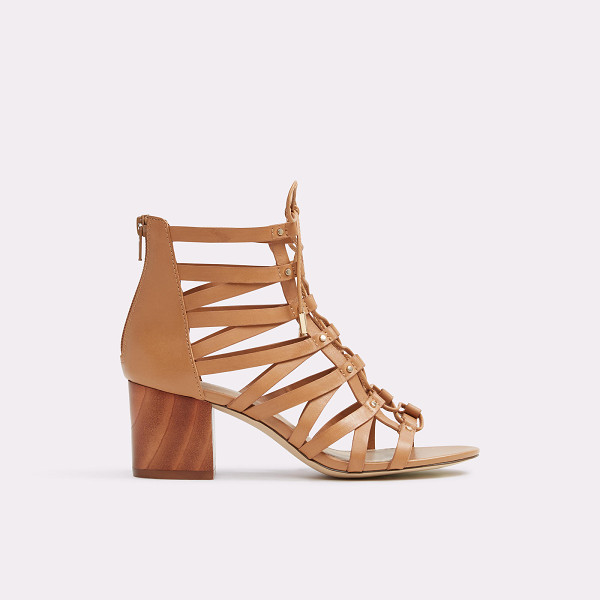 ALDO Myssi - In rich, smooth leather with gladiator-style laces finished...