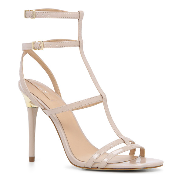 ALDO Neassa - A t-strap sandal doubles its fun with 2x's the ankle...
