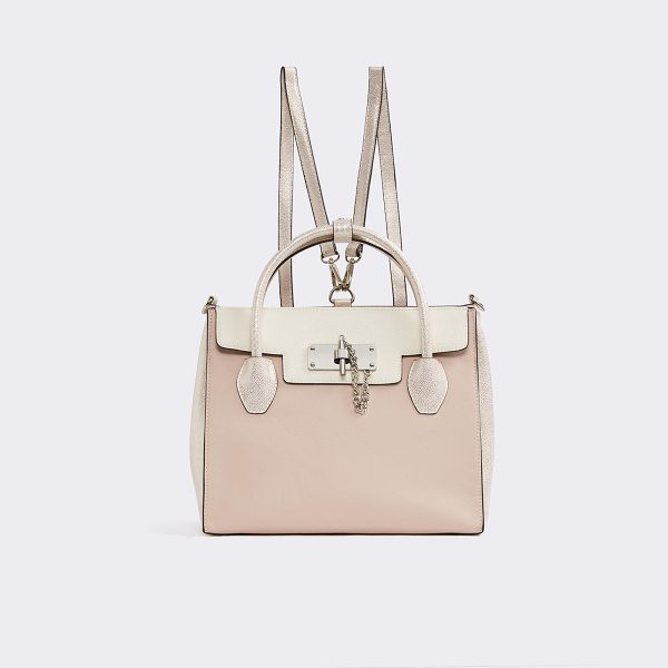 ALDO Onalilla - Our top handle satchel has strong lines and beautiful metal...