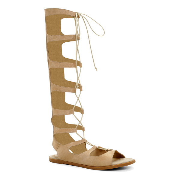 ALDO Peari sandals - Multi-strap ankle wrap. - Single sole. - Round toe. - Open...