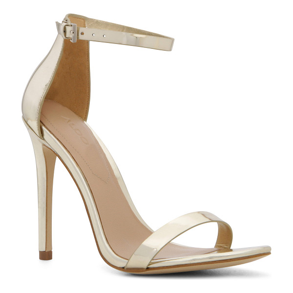 ALDO Polesia - Simple-made-sexy sandal lends understated elegance. Ankle