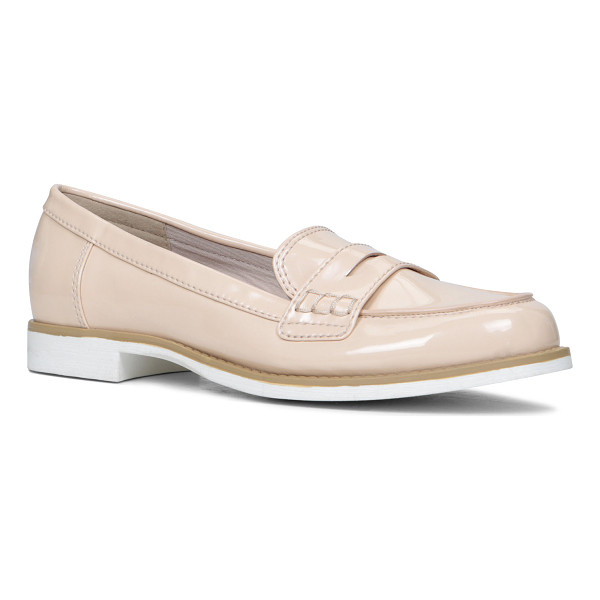 ALDO Raineri flats - This lovely loafer will take your look from the office to...