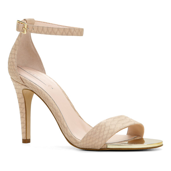 ALDO Ridia sandals - Start summer off on the right foot with these jaw-dropping...