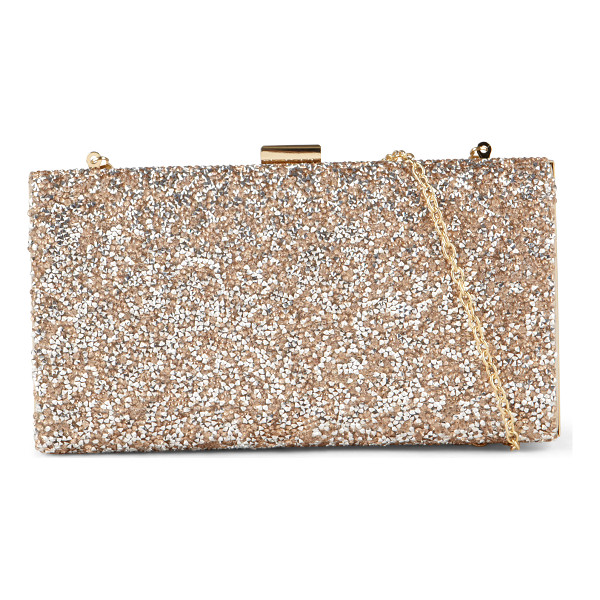 ALDO Sagronmis clutch - If you're dressing up for a night out on the town, this is...