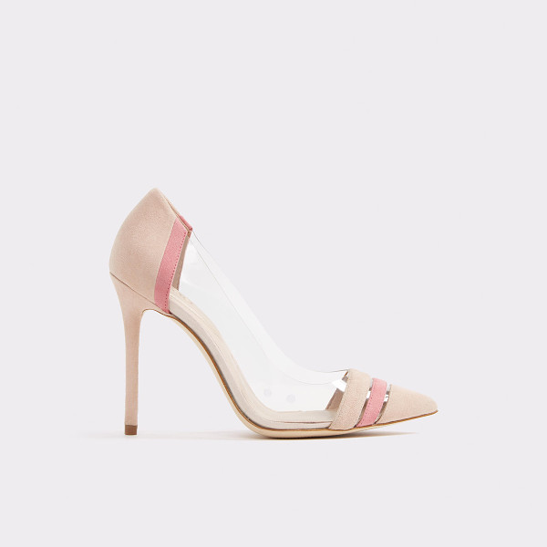 ALDO Santorini - Style you can see through: this trend-forward (and sexy)...