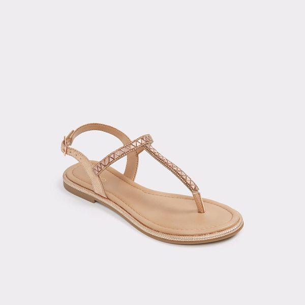 ALDO Sheeny - Bermuda triangle geometric sandals are perfect for shopping...