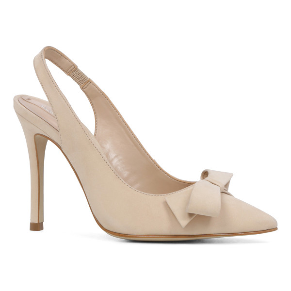ALDO Terri - Pretty and ready to party- slingback stiletto features a