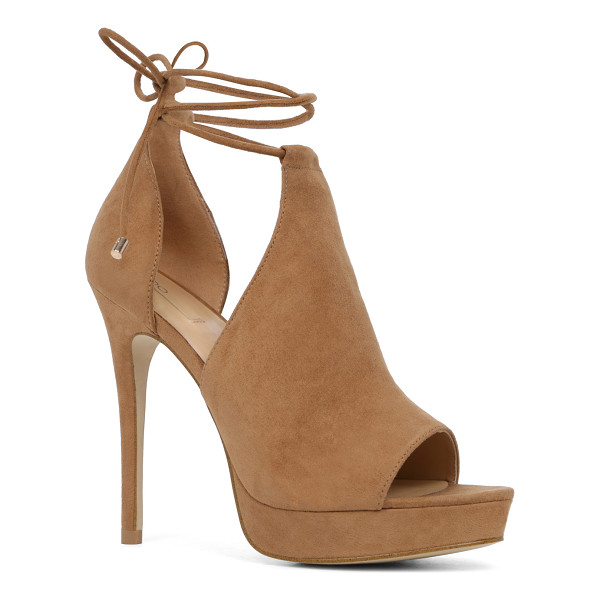 ALDO Tilley - A triple threat with sleek cutouts, a towering heel and