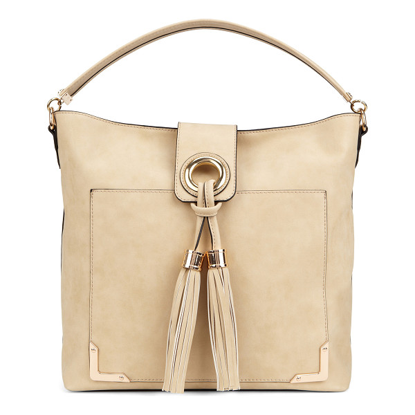ALDO Tippey shoulder bag - This oversized hobo bag is perfect for carrying all your...