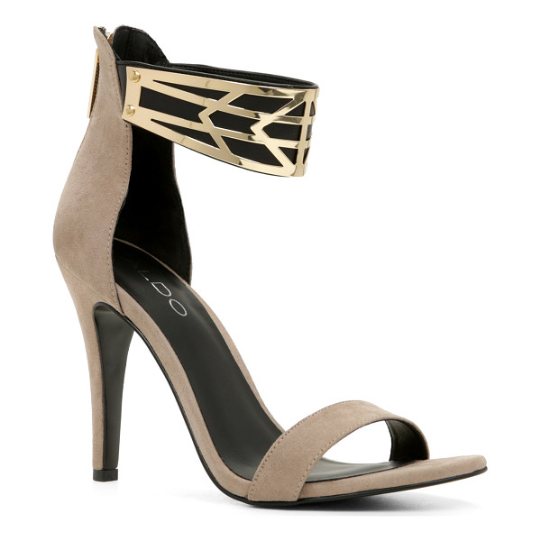 ALDO Tormini - Make a bold step with these roaring ankle-strap sandals! -...