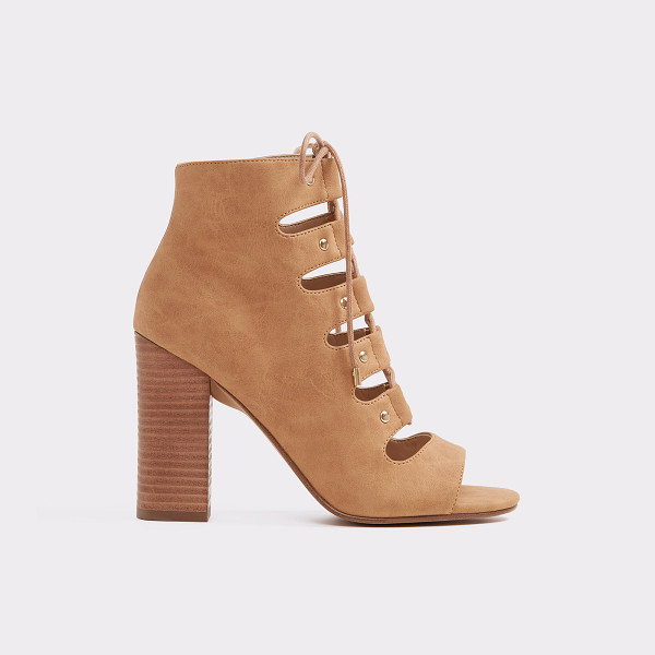 "ALDO Traylia - We've gone strap happy with this boho lace up ""shootie"","