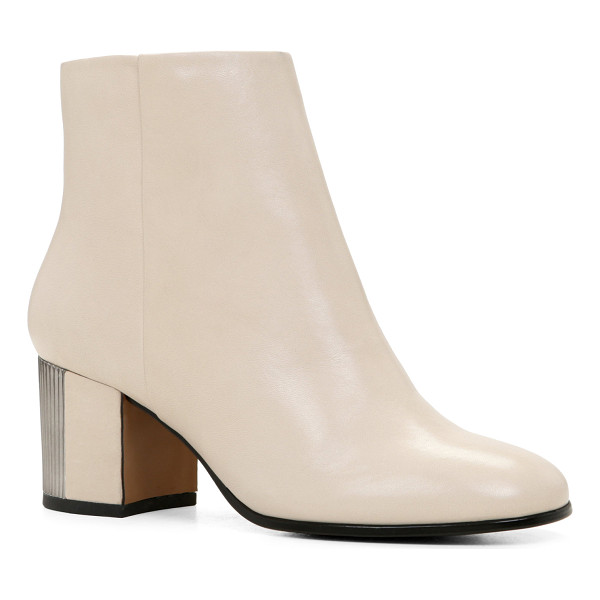 ALDO Umalen boots - These ankle booties feature a very modern square heel for...