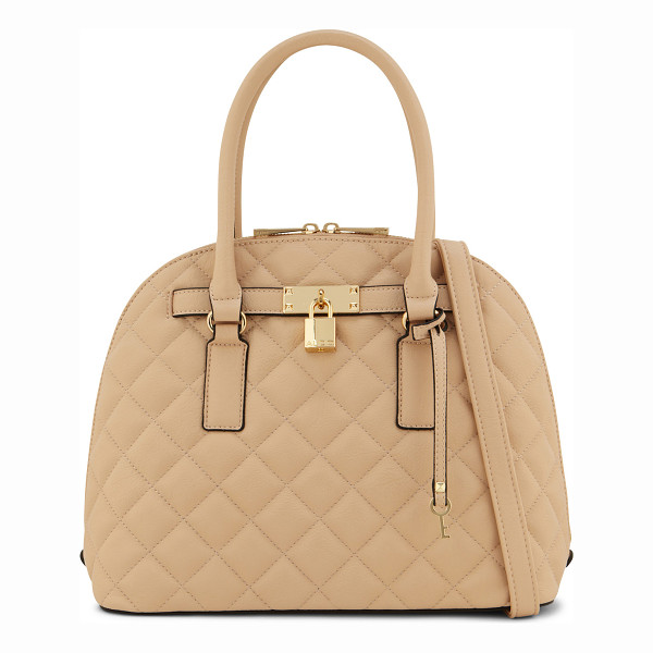 ALDO Watervalley tote - Get all-day style and refinement with this quilted satchel....