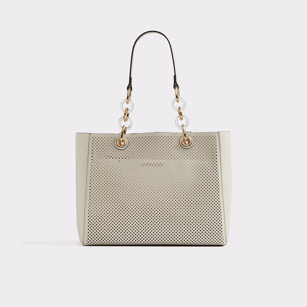 ALDO Werlinger - This roomy tote features perforated body, and magnetic