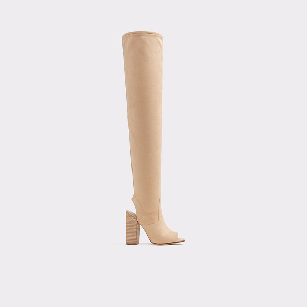 ALDO Winker - High drama takes shape in this stretch over-the-knee boot