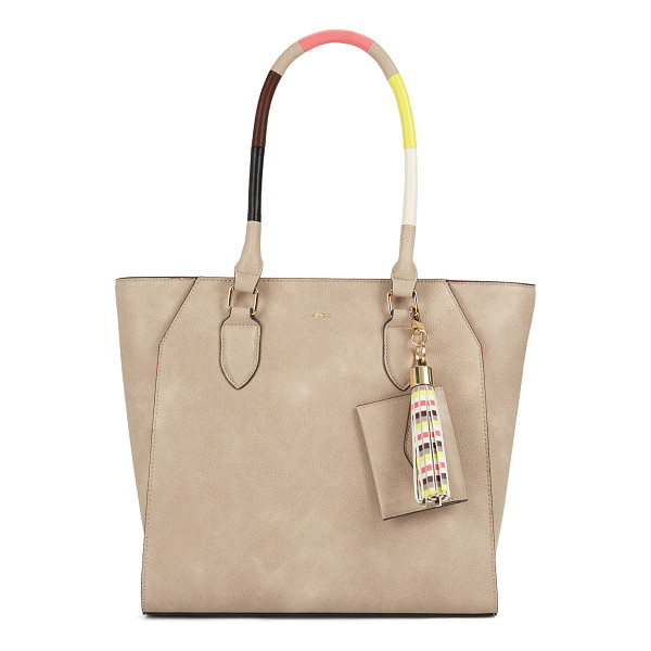 ALDO Yaewiel - Contoured with care, this structured tote is the perfect