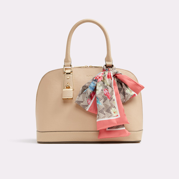 ALDO Yilari - The perfect top-handle satchel blooms with a gorgeous...