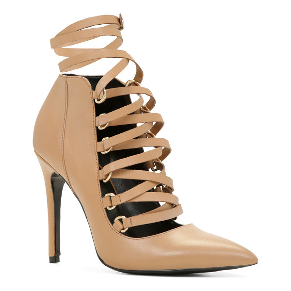 ALDO Zelicia pumps - Add visual excitement to your favorite skinnies with this...