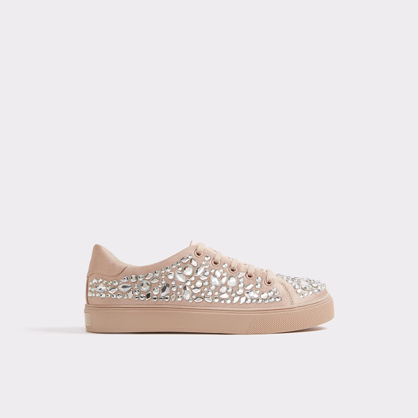 ALDO Zellina - Sport luxe goes glam with this opulent pearl and diamante...
