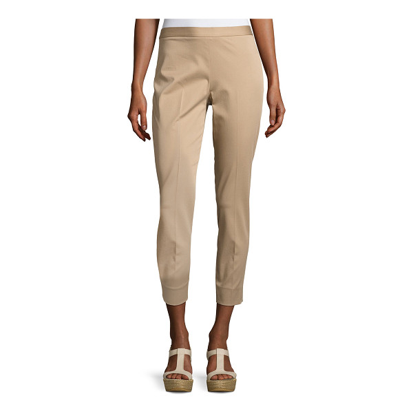 "ANTONELLI Sestriere Tapered Wide-Cuff Pants - """"Sestriere"" stretch-cotton gabardine pants by Antonelli...."