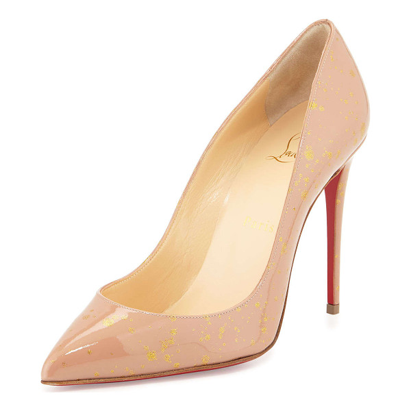 CHRISTIAN LOUBOUTIN Pigalles follies red sole pump - ONLYATNM Only Here. Only Ours. Exclusively for You....