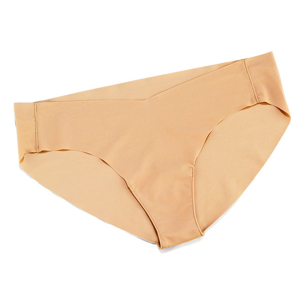 "COMMANDO C.Y.A. Low-Rise Brief - C.Y.A. Low rise, approximately 4 1/8"". Invisible edges...."