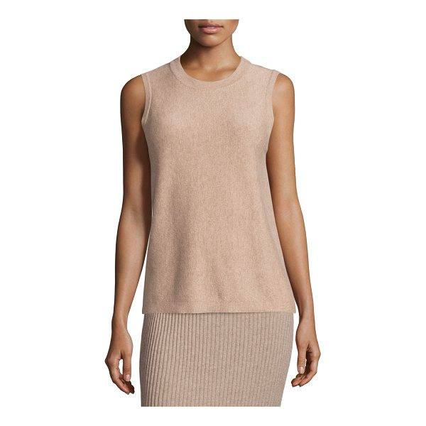 EILEEN FISHER Fisher Project Wool Shell - Eileen Fisher shell in fine gauge luxe wool in your choice...