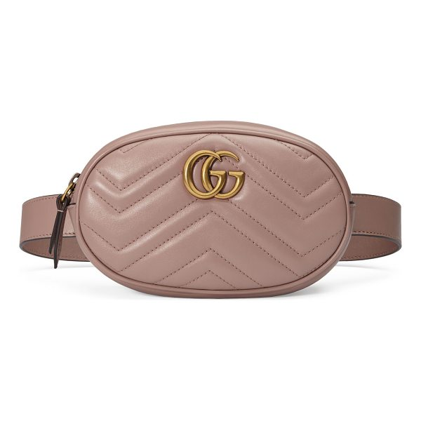 31b71ff9da46 Gucci Gg Marmont Small Matelasse Leather Belt Bag | Stanford Center ...