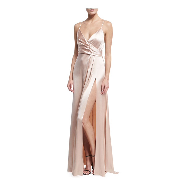JILL JILL STUART Sleeveless Satin Slip Gown - ONLYATNM Only Here. Only Ours. Exclusively for You. Jill...