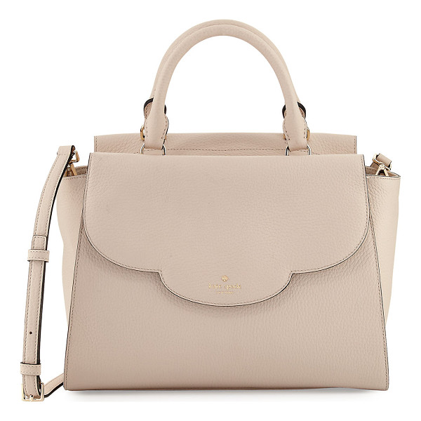 KATE SPADE NEW YORK leewood place makayla leather tote bag - kate spade new york pebbled leather tote bag. Available in