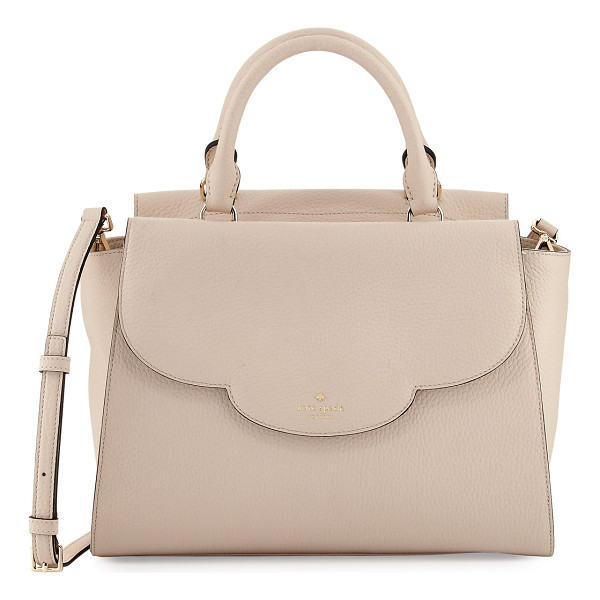 KATE SPADE NEW YORK leewood place makayla leather tote bag - kate spade new york pebbled leather tote bag. Available in...