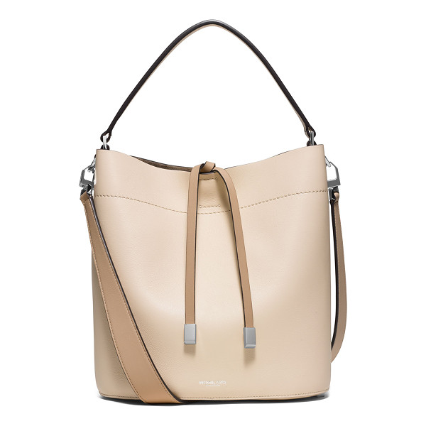 MICHAEL KORS COLLECTION Miranda medium leather shoulder bag - Michael Kors Collection medium shoulder bag in leather....