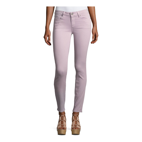 "PAIGE Verdugo Ankle Skinny Jeans - Paige Denim ""Verdugo"" jeans in 10 oz. stretch-denim...."