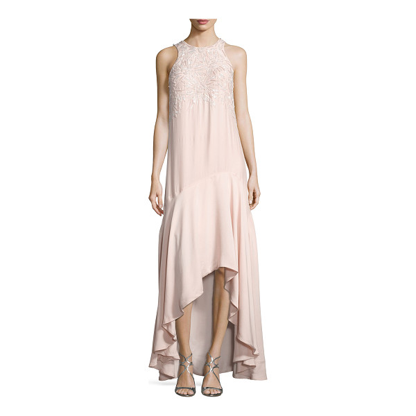 PARKER Mimi Sleeveless Beaded High-Low Gown - ONLYATNM Only Here. Only Ours. Exclusively for You. Parker...