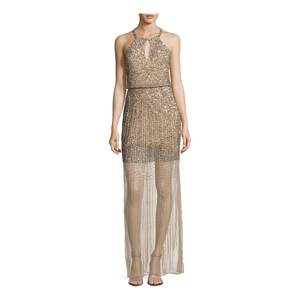 PARKER Sleeveless Embellished Blouson Gown - ONLYATNM Only Here. Only Ours. Exclusively for You. Parker...