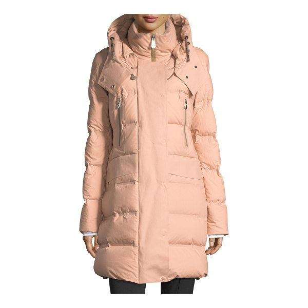 """PEUTEREY Giffard Long Quilted Puffer Coat - EXCLUSIVELY AT NEIMAN MARCUS Peuterey """"Giffard"""" quilted..."""