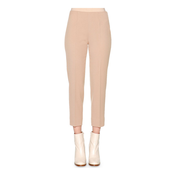 """PIAZZA SEMPIONE Audrey twill cropped pants - Piazza Sempione """"Audrey"""" twill cropped pants. Approx...."""