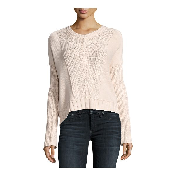 "RAILS Elsa Long-Sleeve Pullover Sweater - Rails ""Elsa"" pullover knit sweater. Approx. 21.5""L from..."