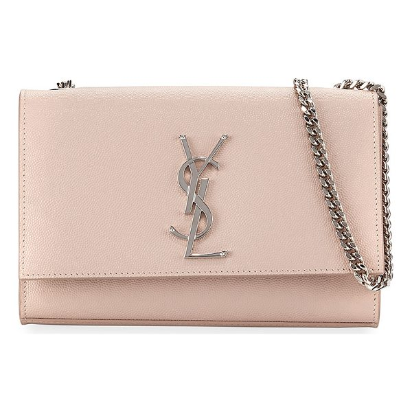 "SAINT LAURENT Kate Monogram Small Chain Shoulder Bag - Saint Laurent ""Monogram Kate"" calf leather shoulder bag...."