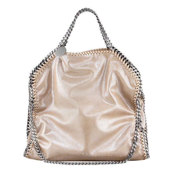 STELLA MCCARTNEY Falabella Fold-Over Tote Bag - Stella McCartney tote bag in vegan-friendly faux leather