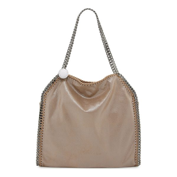 STELLA MCCARTNEY Falabella Small Tote - Stella McCartney faux-leather (polyester) tote bag....