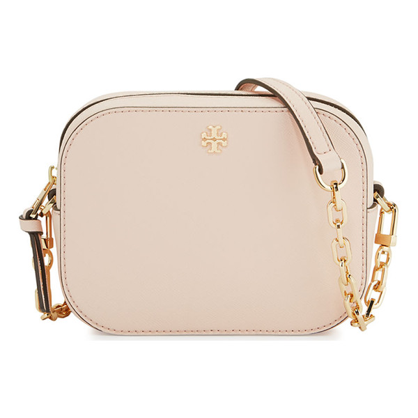 TORY BURCH Robinson Round Crossbody Bag - Tory Burch saffiano leather round crossbody bag. Available...