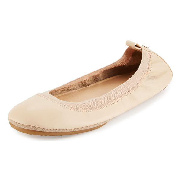 YOSI SAMRA Samara 2.0 Packable Ballerina Flat - Yosi Samra leather ballerina flat. Folds in half for ease