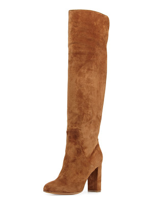 Alexa Wagner Theresa Suede Over-the-Knee Boot